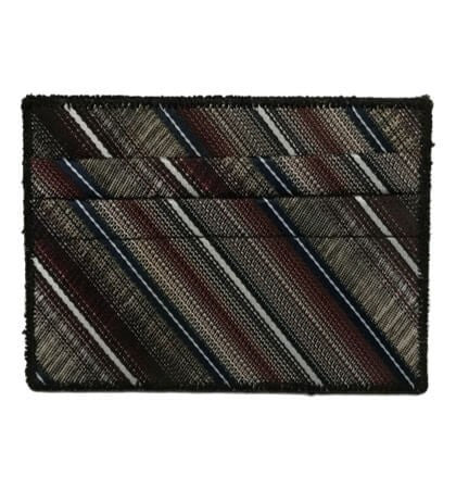Threaded Tire - Tie Rack Wallet :: Narwhal Company