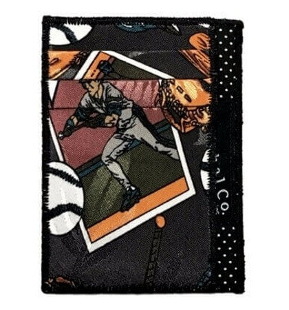 Trading - Tie Slim Wallet :: Narwhal Company