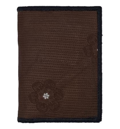 Trail Flower - Tie Fold Wallet :: Narwhal Company