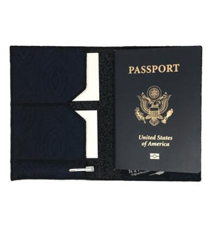 Troy - Tie-Passport Wallet :: Narwhal Company