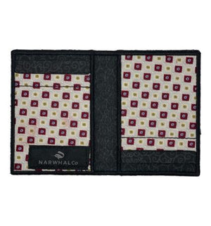 Windows - Tie Fold Wallet :: Narwhal Company