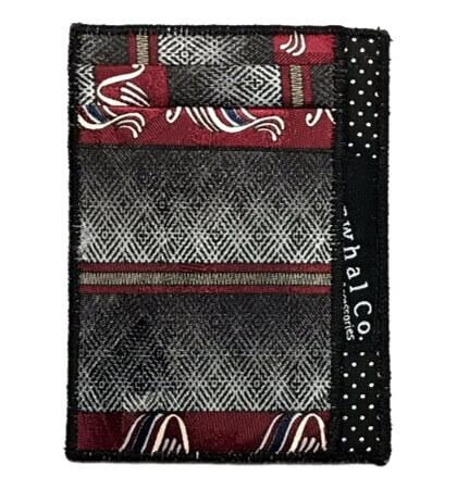 Wynn Ropes - Tie Slim Wallet :: Narwhal Company