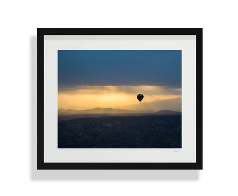 Balloon & Sunrise