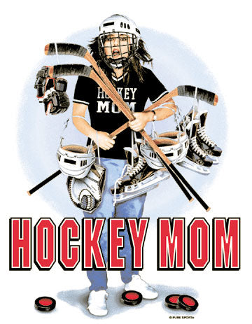 How to be the perfect HockeyMom!
