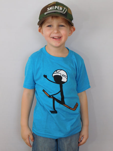 Celly Stick Man - Third Period Apparel