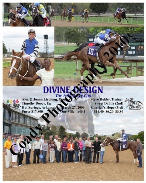 DIVINE DESIGN  -  The HSV Rotary Cup  -  3 27 2009