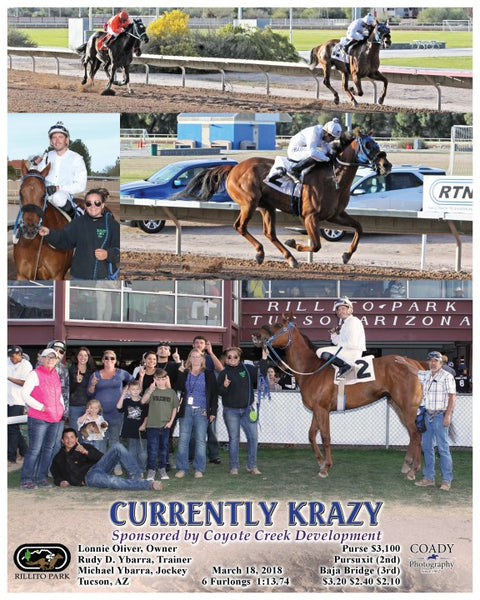 CURRENTLY KRAZY - 031818 - Race 09 - RIL