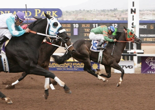 Mr Jesses Corona - West Texas Derby Trial