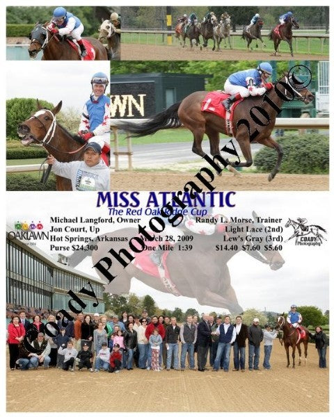 MISS ATLANTIC  -  The Red Oak Ridge Cup  -  3 28 2