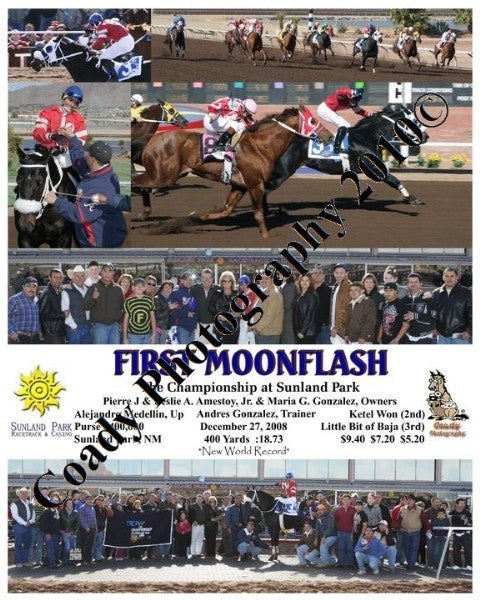 FIRST MOONFLASH  -  The Championship at Sunland Pa