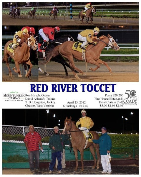RED RIVER TOCCET - 042312 - Race 08