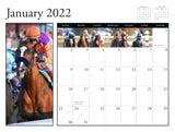 Authentic - 2021 Calendar - 9x12 Inches