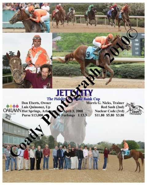 JETT CITY  -  The Fidelity National Bank Cup  -  4