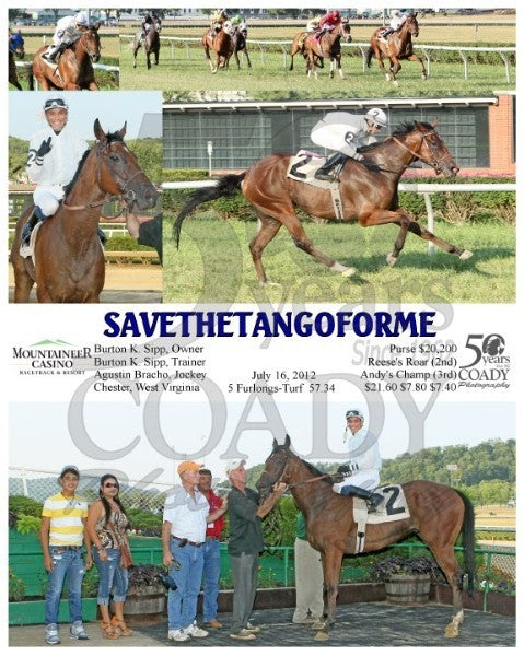 SAVETHETANGOFORME - 071612 - Race 01