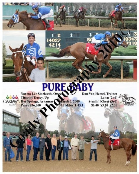 PURE BABY  -    -  3 6 2009