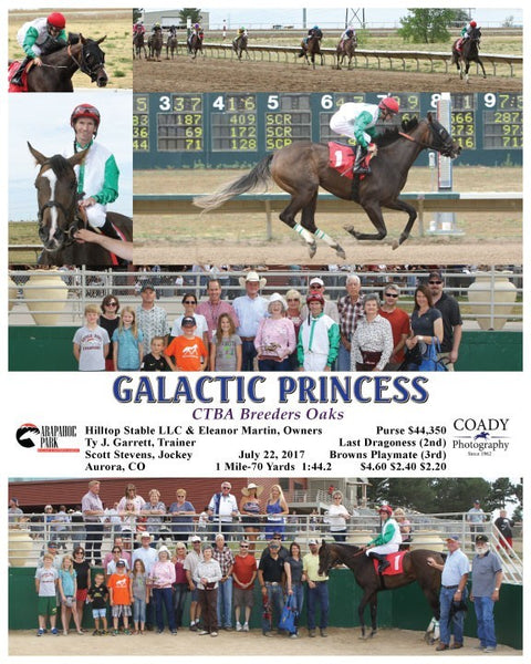 GALACTIC PRINCESS - 072217 - Race 08 - ARP