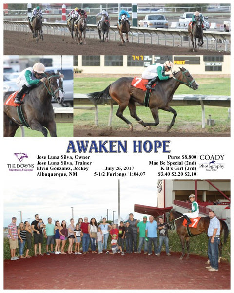 AWAKEN HOPE - 072617 - Race 05 - ALB