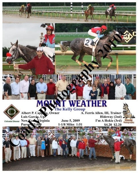 MOUNT WEATHER  -  The Kelly Group  -  6 5 2009