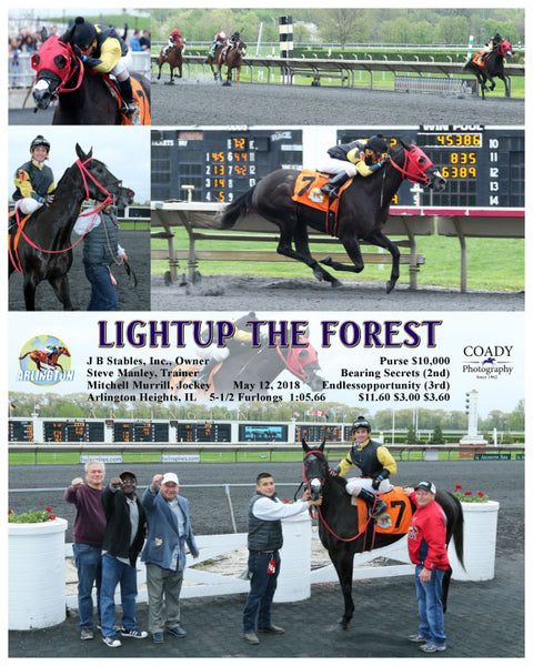 LIGHTUP THE FOREST - 051218 - Race 01 - AP