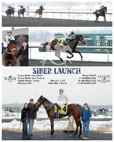 Siber Launch - 030115 - Race 02 - TP