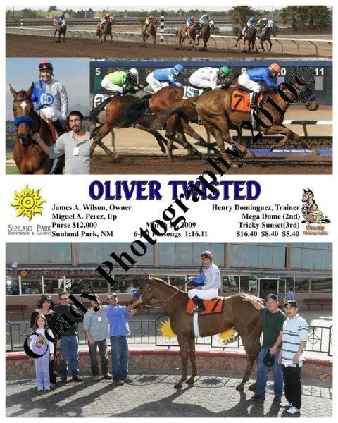 Oliver Twisted  -    -  3 13 2009