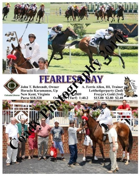 FEARLESS BAY  -    -  7 19 2009