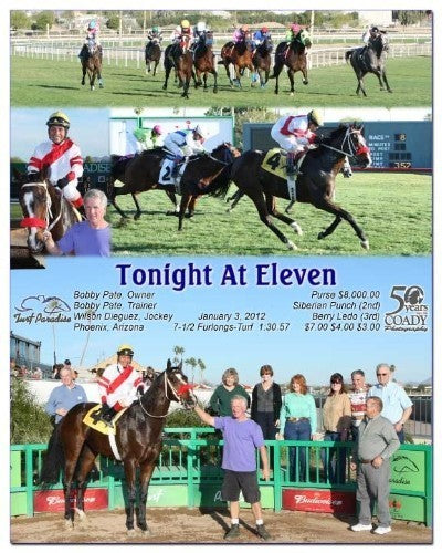 Tonight At Eleven - 010312 - Race 08