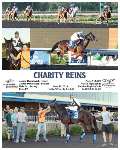 CHARITY REINS - 063016 - Race 07 - PID