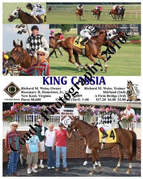 KING CASSIA  -    -  7 7 2009