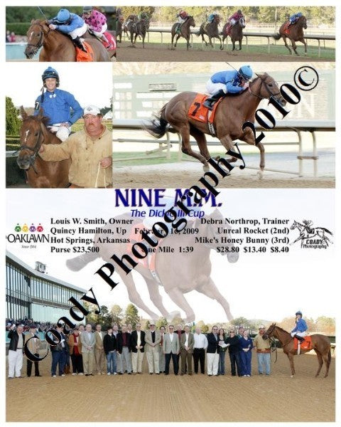 NINE M.M.  -  The Dickie III Cup  -  2 16 2009