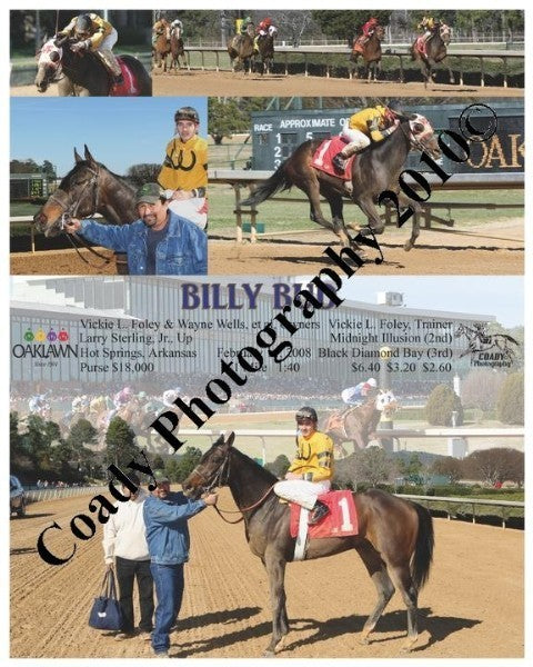 BILLY BUD  -    -  2 14 2008
