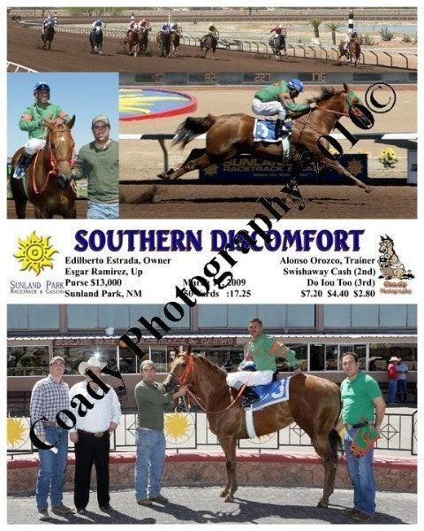Southern Discomfort  -    -  3 17 2009