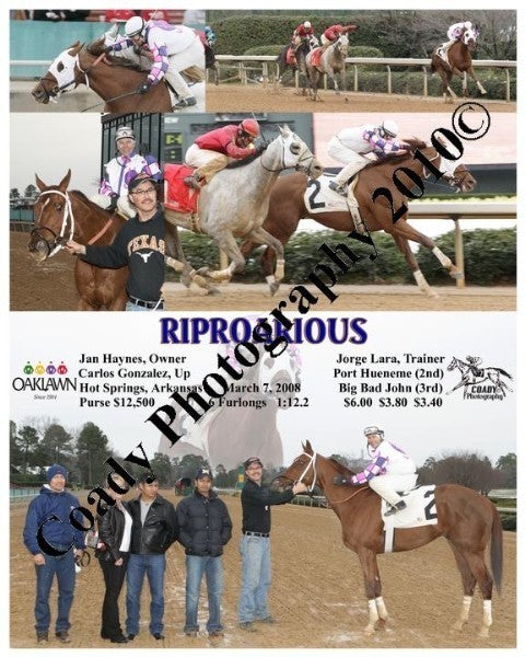RIPROARIOUS  -  WH s 58th  -  3 7 2008