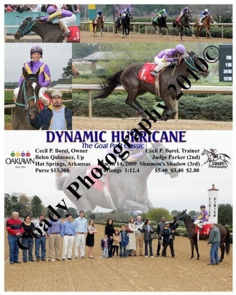 DYNAMIC HURRICANE  -  The Goal Post Classic  -  3