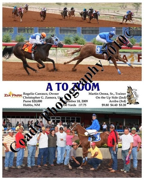 A TO ZOOM  -    -  9 18 2009
