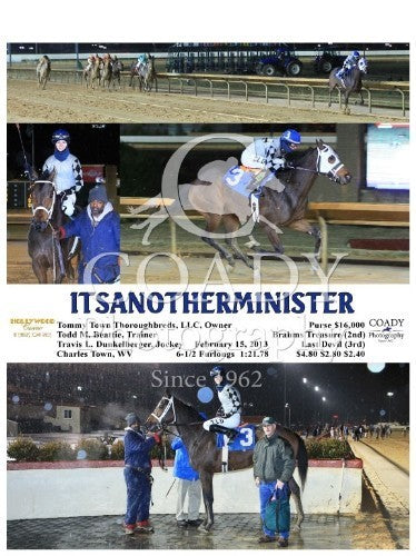 Itsanotherminister - 021513 - Race 02 - CT