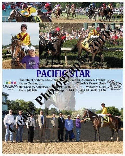PACIFIC STAR  -    -  4 11 2009
