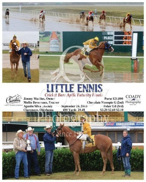 LITTLE ENNIS - 092813 - Race 08 - WRD