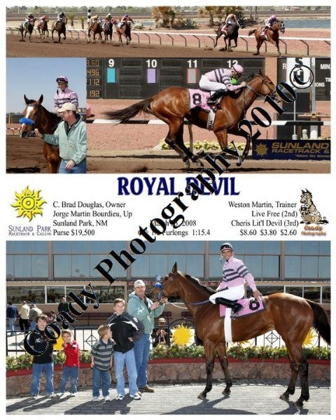 Royal Devil  -    -  12 28 2008