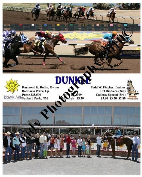 Dunkle  -    -  4 18 2009