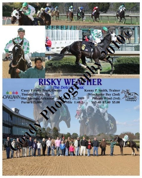RISKY WEATHER  -  The Detco Classic  -  2 21 2009