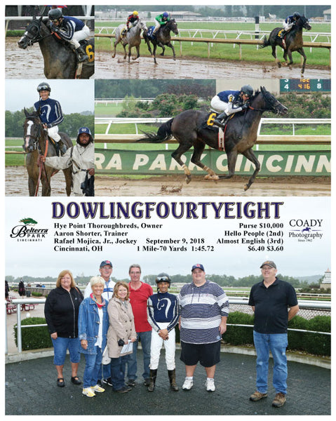 DOWLINGFOURTYEIGHT - 090918 - Race 02 - BTP - Group