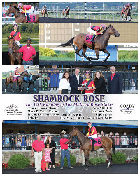 SHAMROCK ROSE - 080518 - Race 06 - PID