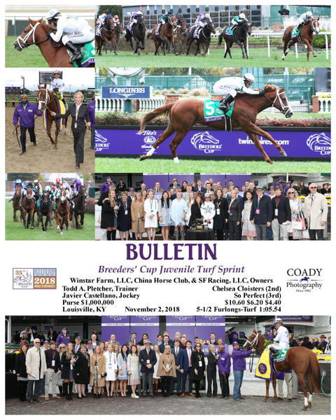 BULLETIN - 110218 - Race 05 - CD