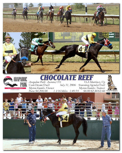 Chocolate Reef - 073106 - Race 05 - ARP