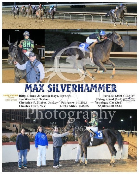 Max Silverhammer - 021413 - Race 04 - CT