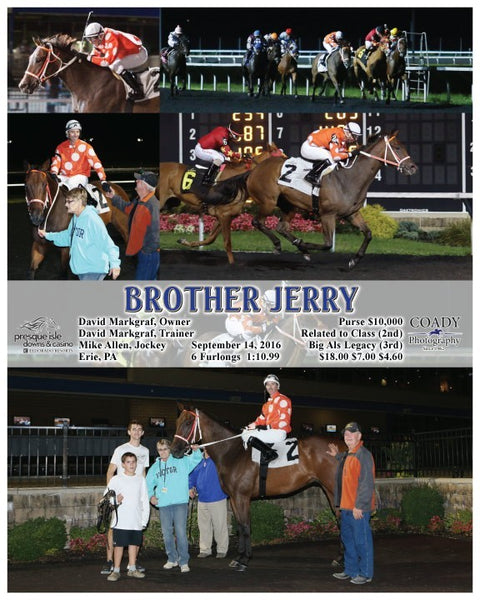BROTHER JERRY - 09-14-16 - R08 - PID