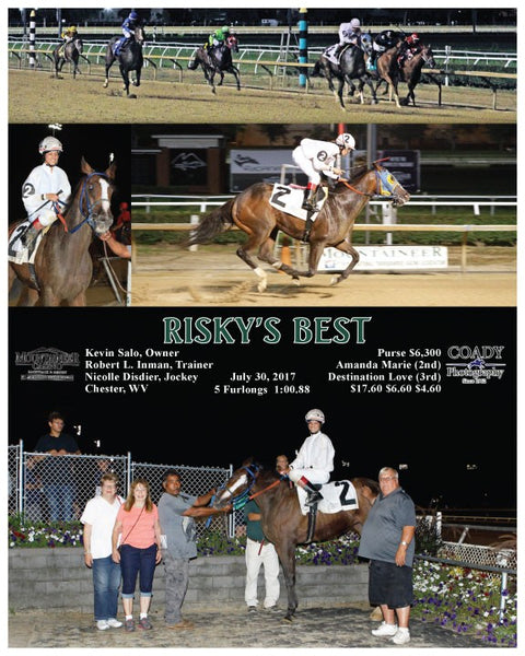 RISKY'S BEST - 073017 - Race 07 - MNR