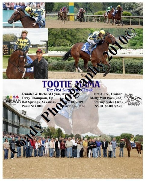 TOOTIE MAMA  -  The First Sargeants Classic  -  4