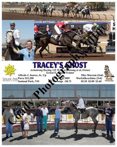 Tracey s Ghost  -    -  3 17 2009